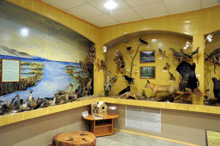 Байкальский музей с дендропарком
