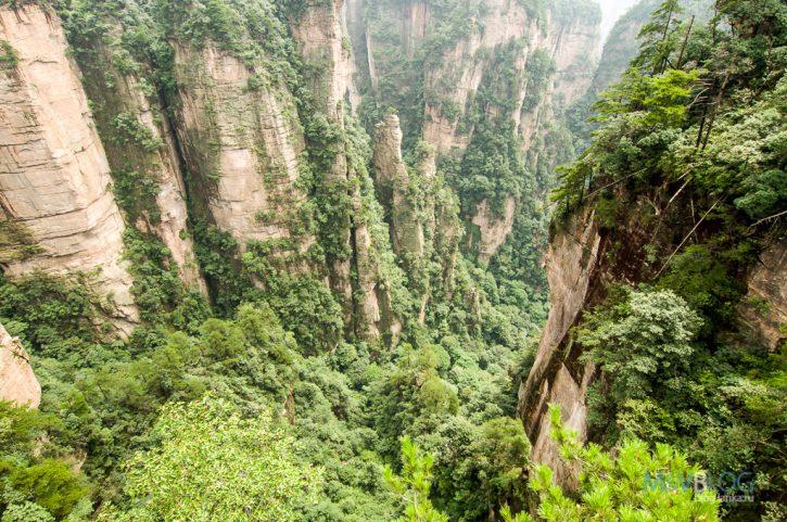 Природный парк Чжанцзяцзе