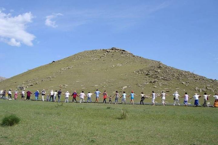 гора Ехе-Ёрд