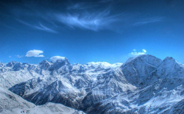 Главный-Кавказский-хребет