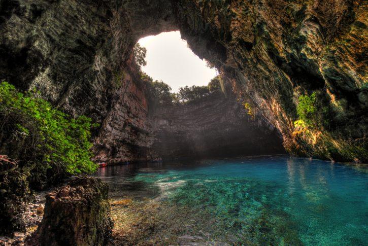 Мелиссань (греческий остров Кефалония)