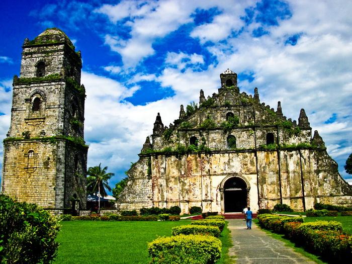 Церковь Паоай на Филиппинах