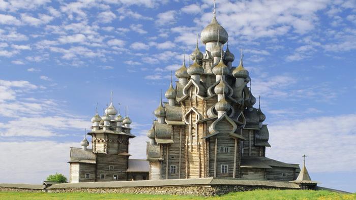 Церковь Преображения Господня в России (Кижи)