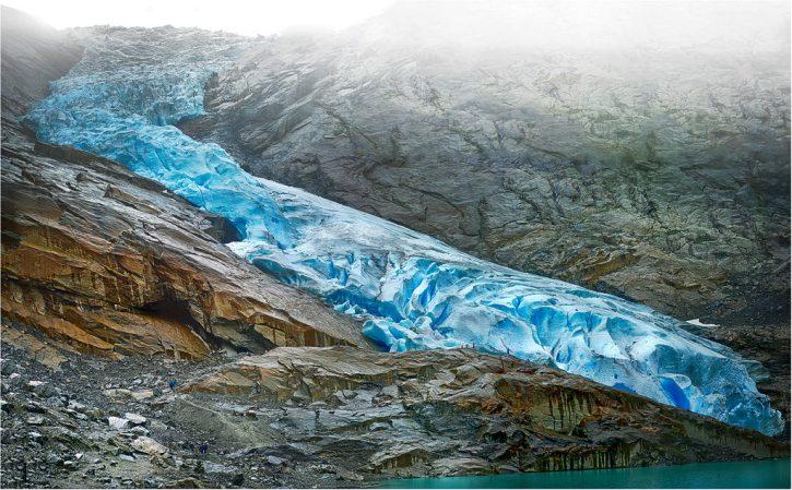 ледника Йостедальсбрин
