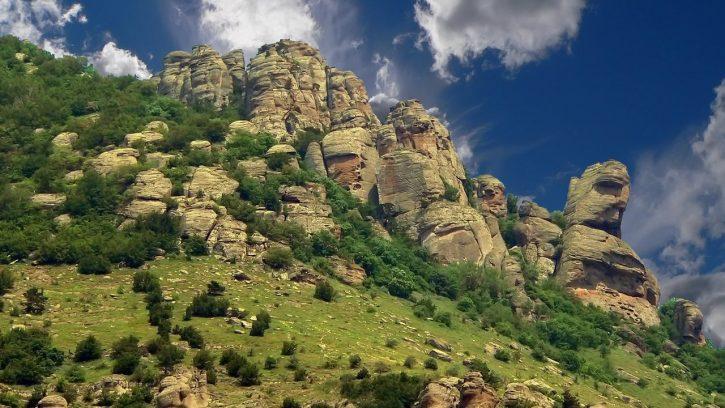 гора Демерджи-яйла