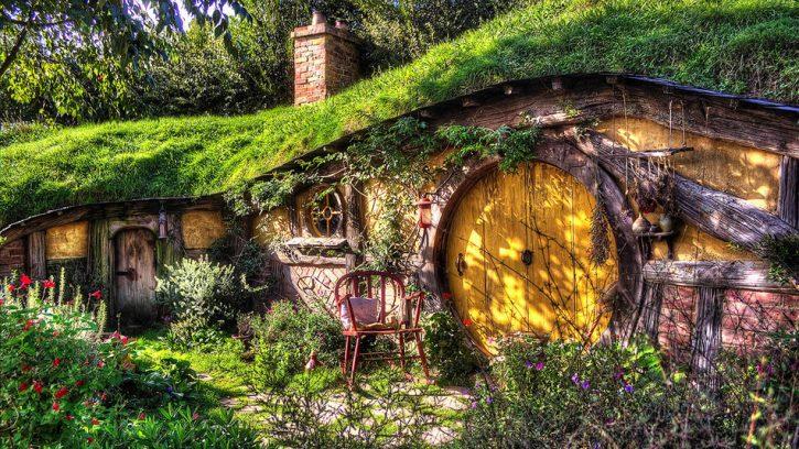 Дом для хоббита