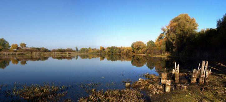 озеро Хомутинка