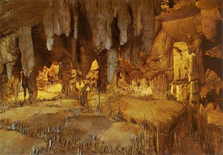 Пещера Альтамира (Испания)