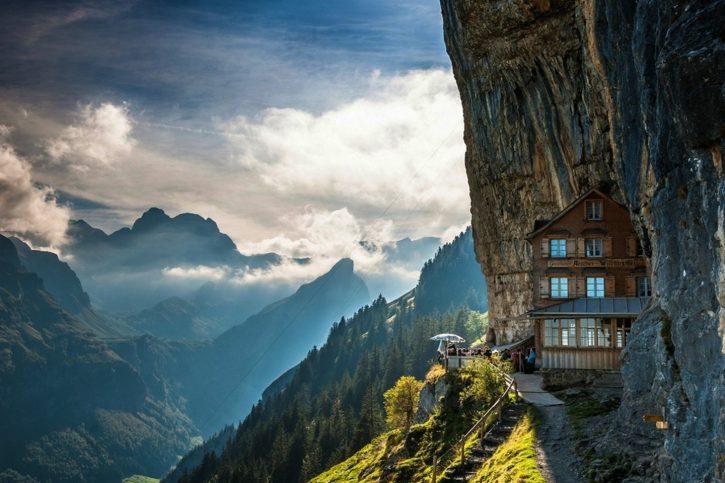 Самые красивые места в горах