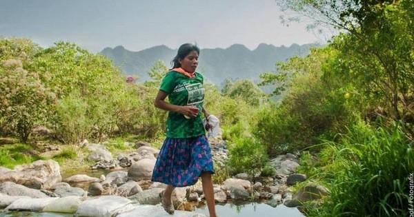 22-летняя Мария Лорена Рамирес преодолела 50-километровую дистанцию за 7 часов и 3 минуты