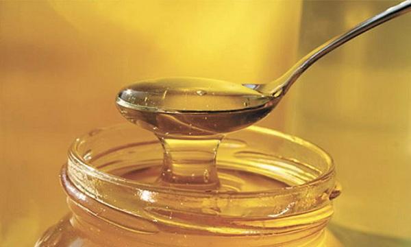 Мёд перед едой