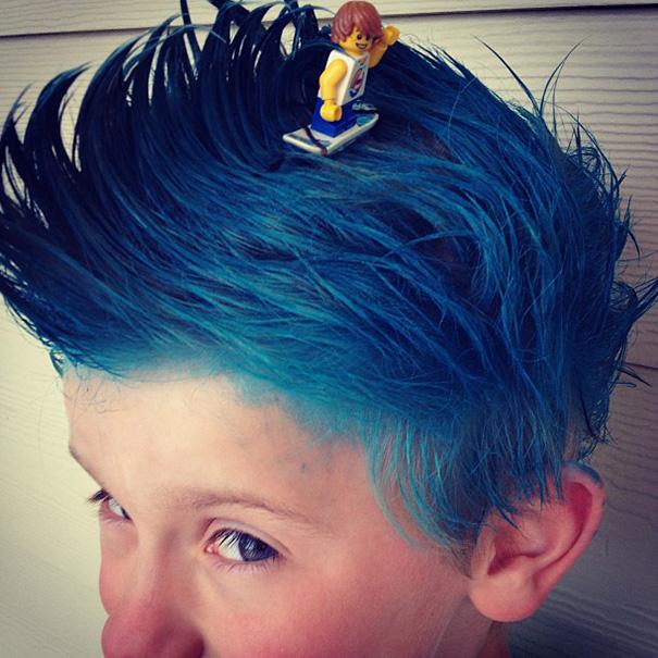 День безумных волос