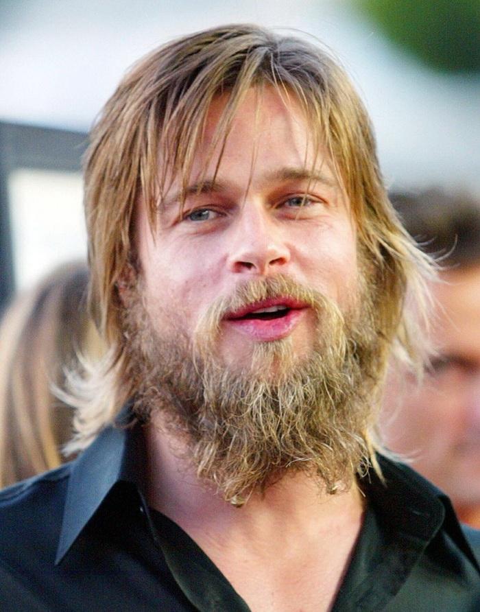 У блондинов борода растет быстрее, чем у брюнетов