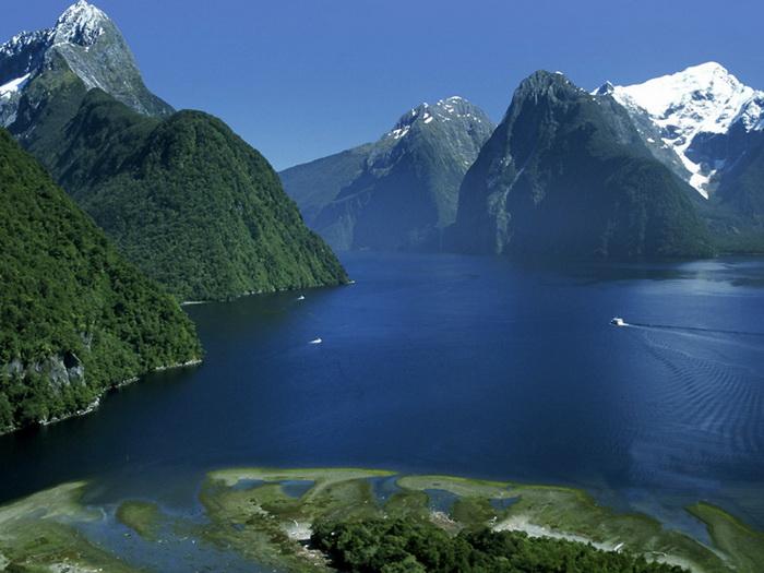 Фьордленд, Новая Зеландия