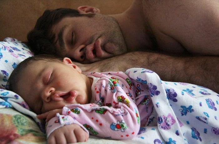 О таком отце мечтает каждый ребенок