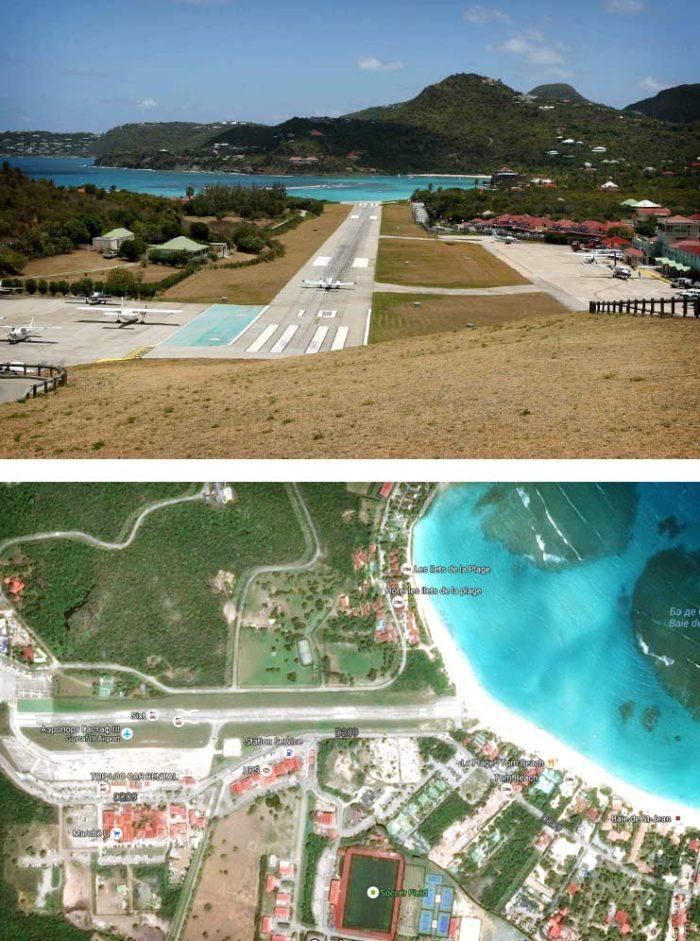 Местоположение: Сен-Барте, французский Карибский