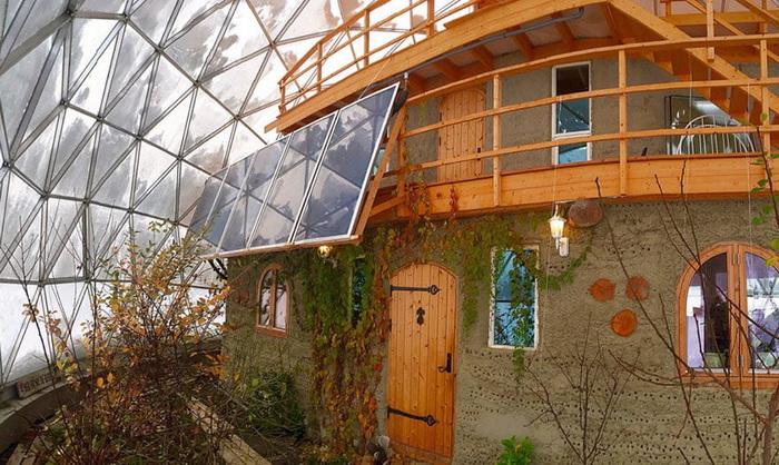 Дом для комфортного проживания за Полярным кругом в Норвегии