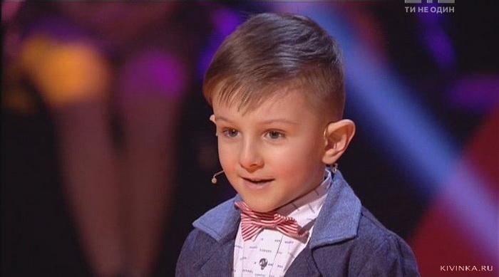 5-летний малыш выиграл 50 000 гривен