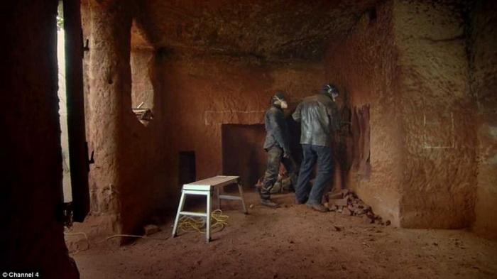Пещерный человек 21-го века