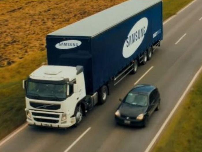 Вам покажется, что это обычный грузовик
