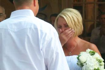 Она решила выйти замуж за инвалида