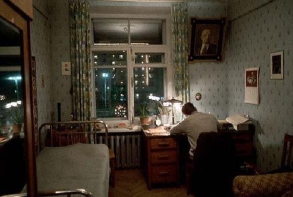 Обычный вечер в СССР