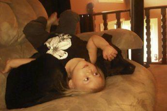 Я просила сестру не покупать щенка моей новорожденной дочке